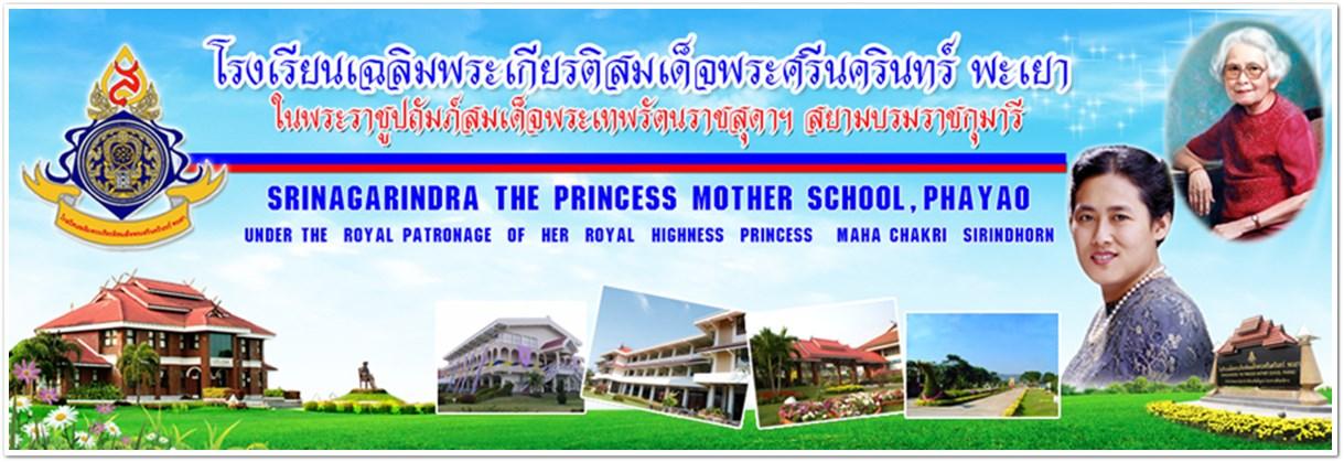 โรงเรียนเฉลิมพระเกียรติสมเด็จพระศรีนครินทร์ พะเยา ในพระราชูปถัมภ์สมเด็จพระเทพรัตนราชสุดาฯ สยามบรมราชกุมารี เลขที่ 9 หมู่ 17 ต.ห้วยแก้ว อ.ภูกามยาว จ.พะเยา รหัสไปรษณีย์ 56000 โทรศัพท์ 054 - 422838 / 088 - 2581538 โทรสาร 054 - 422839